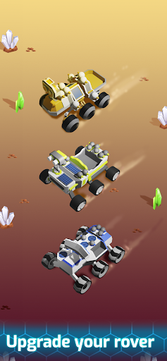 Space Rover: idle planet mining tycoon simulator 1.93 screenshots 2