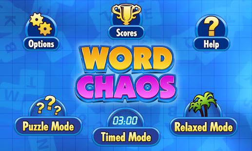 Word Chaos 1.2.2 Screenshots 5