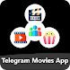 Telegram Movies App | Telegram Movies Groups