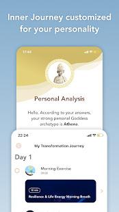Goddess: Well-being, Meditation & Self Care Coach