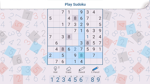 Sudoku: Free Brain Puzzles  screenshots 14