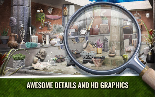 Secrets Of The Ancient World Hidden Objects Game screenshots 7
