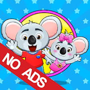 Games learn English Spanish toddlers 2 8 years old