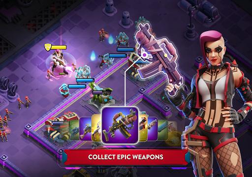 Dystopia: Contest of Heroes  screenshots 18