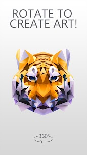 Low Poly 3D Sphere For Pc – Free Download On Windows 10/8/7 And Mac 1