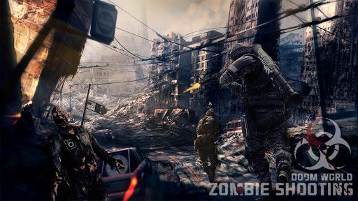 Zombie Shooting Game: 3d DayZ Survival  screenshots 4