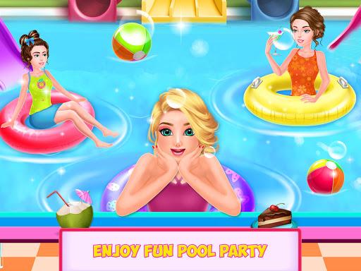 water slide ride fun park screenshot 3
