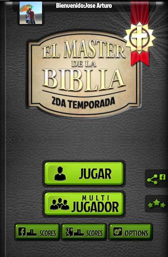 El Master de la Biblia Trivia apktram screenshots 9