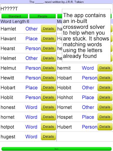 Crossword  screenshots 15