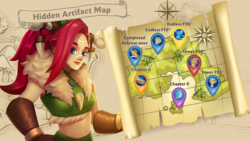 Archer Hunter - Offline Action Adventure Game apktram screenshots 16