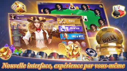 Texas Poker Français (Boyaa) 6.2.1 screenshots 1