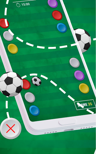 Football Trajectory 2.0 screenshots 1