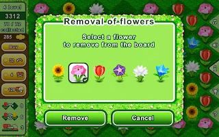 Bouquets - Flower Garden Brainteaser Game