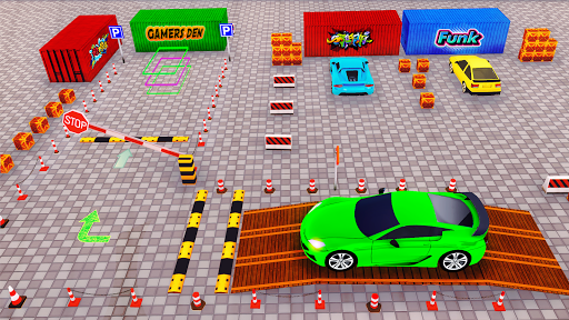 Modern Car Parking Drive 3D Game - Free Games 2020 android2mod screenshots 13