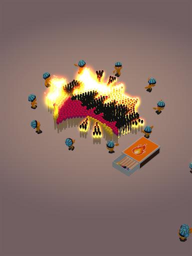 Matches Craft - Idle Game 1.0 screenshots 7