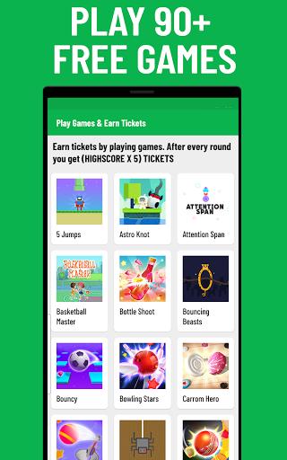Make Money Free: Play Games & Win Real Cash Prizes  screenshots 2