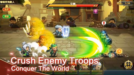 Three Kingdoms: Global War apktram screenshots 2