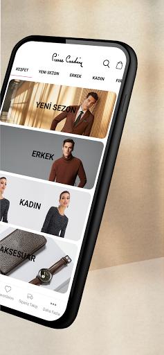 Pierre Cardin android2mod screenshots 2
