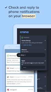 Crono: A Personal Notification Center Companion 2.5.5