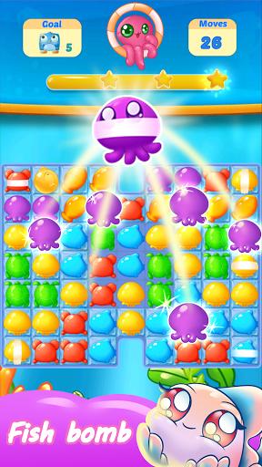 Fish Crush Puzzle Game 2021  screenshots 3