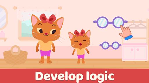 Birthday Stories - game for preschool kids 3,4,5,6 1.07 screenshots 5