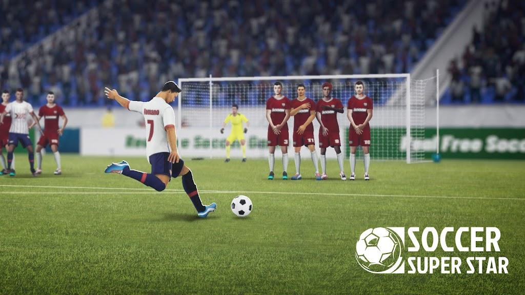 Soccer Super Star  poster 23