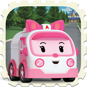 Robocar Poli Mailman: Kid Games for 5 Year Olds!