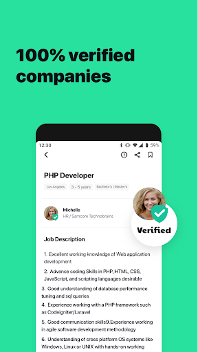 Hirect: Hire Directly   Chat Quickly modavailable screenshots 6