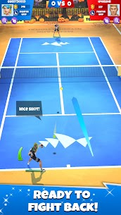 Tennis GO : World Tour 3D MOD (Free Rewards) 3