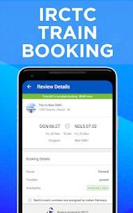 IRCTC Train Booking, PNR Status, Running Status 1