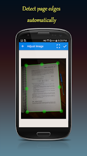 Fast Scanner : Free PDF Scan Capture d'écran