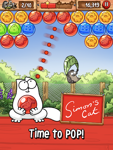 Simonu2019s Cat - Pop Time 1.26.4 screenshots 13