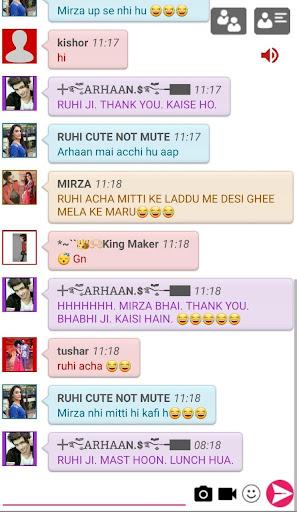 Pakistani Girls indian Boys Video Chat Meet  screenshots 1