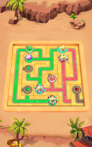 Flow Water Connect Puzzle  screenshots 2