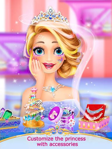 Princess Salon 2 - Girl Games 1.5 screenshots 4