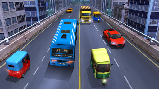 Modern Tuk Tuk Auto Rickshaw: Free Driving Games 1.7 screenshots 4