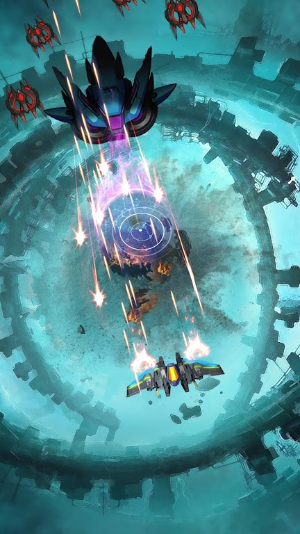 Transmute: Galaxy Battle  poster 8