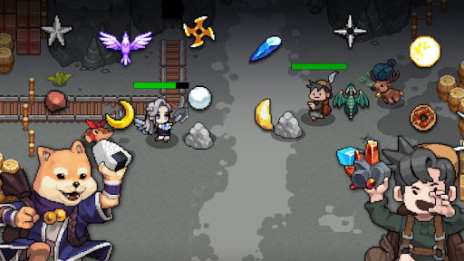 Grow Stone Online 2d Pixel Rpg Mmorpg Game Apps On Google Play