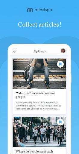 Mindspa: Psychology, Self-Care, Mental Health Help 1.0.58 Screenshots 7