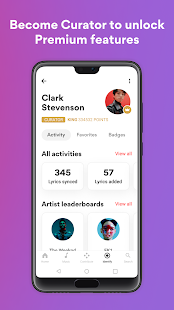 Musixmatch - Lyrics for your music 7.8.3 Screenshots 5