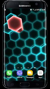 Hex Particles II 3D Live Wallpaper APK 2