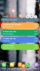 Calendar Agenda Widget (Material Design) APK 2