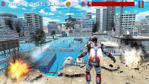 Iron Avenger - No Limits 2.1 screenshots 2
