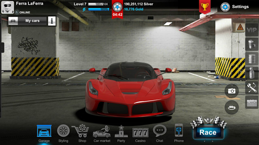 tuner life online drag racing screenshot 3