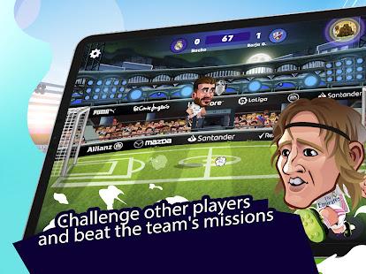 Head Football LaLiga 2021 - Skills Soccer Games screenshots 20