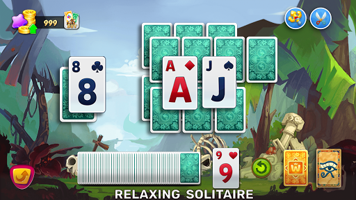 Solitaire Tripeaks: Match 3 android2mod screenshots 2