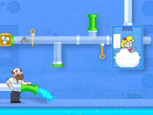 Thrill Wash - Brain Plumber challenges 0.9.7 screenshots 13