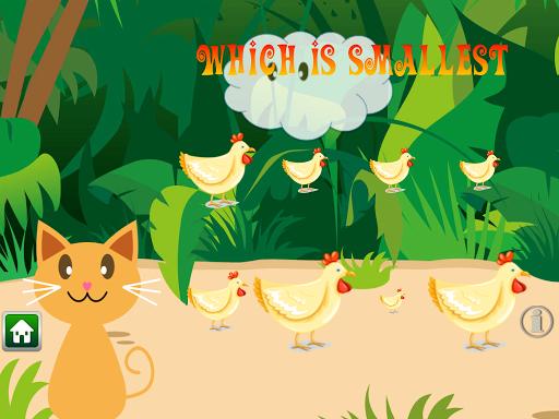 QCat  Animal 8 in 1 Games (Free) 2.5.5 screenshots 10