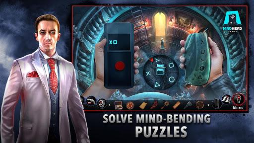 Adam Wolfe: Dark Detective Mystery Game 1.0.1 screenshots 8