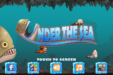 Under The Sea:Swim  For Pc – Free Download In Windows 7, 8, 10 And Mac 1